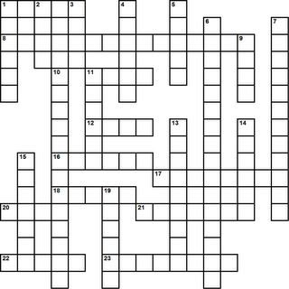 Dating term usually abbreviated crossword
